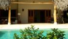 Villa en location a las terrenas - los nomadas las terrenas
